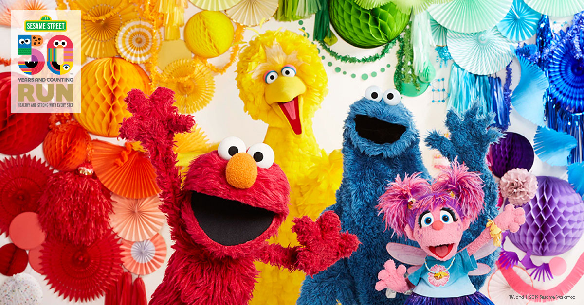 Sesame Street Run Singapore 2019 | Registration via JustRunLah!