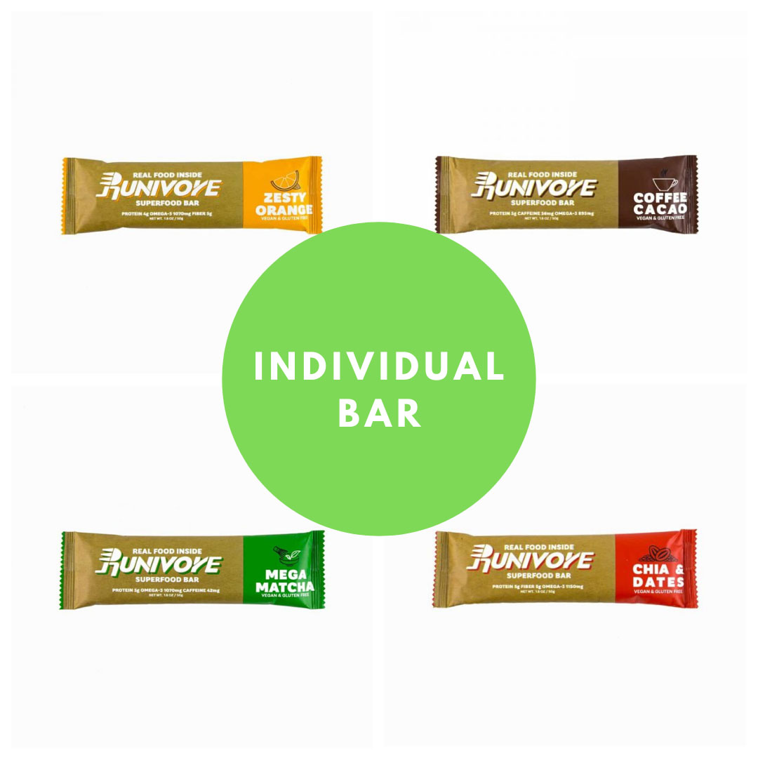 Superfood/Protein Bars<br> - Individual Bar