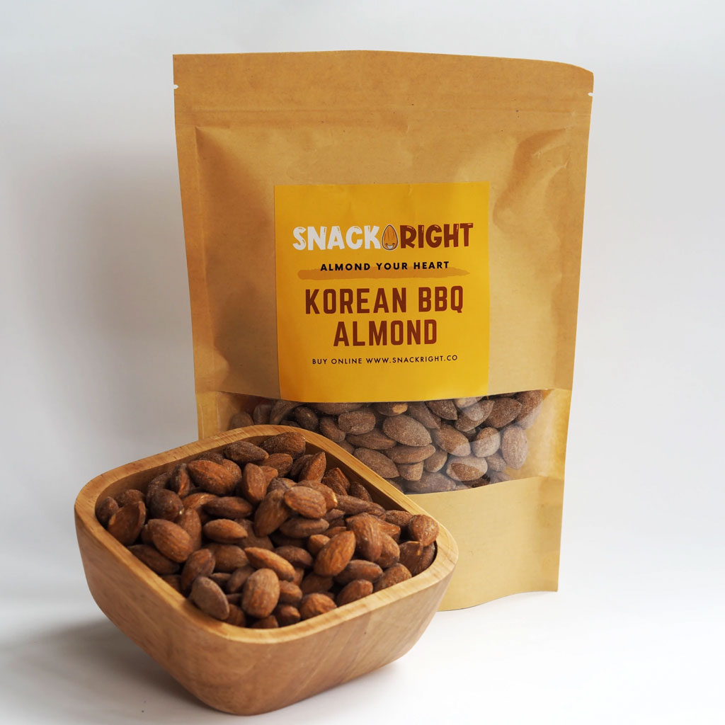 Korean BBQ Almond