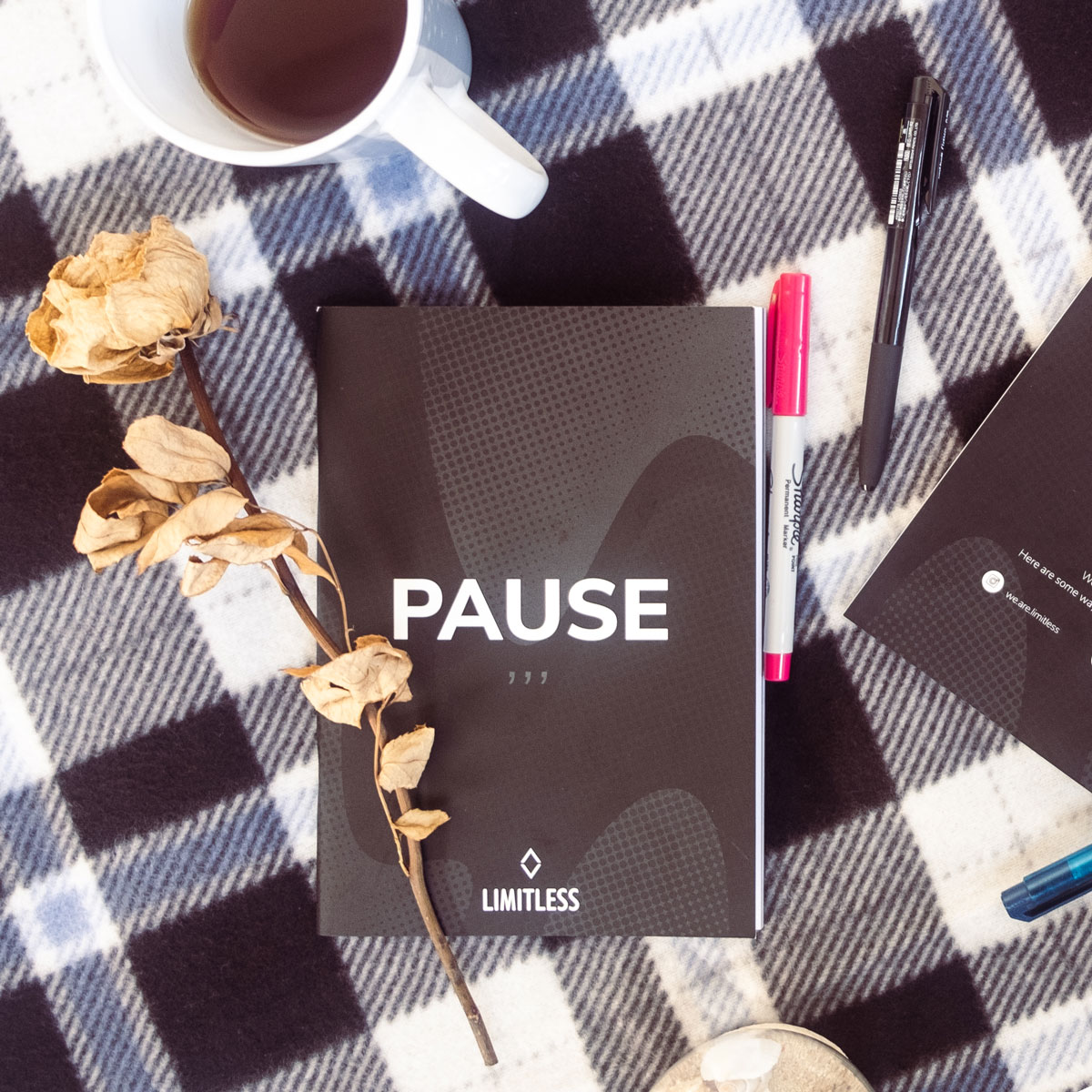 Pause Journal - S$8